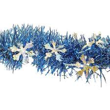 Garland Power And Light Northlight Seasonal Christmas Tinsel Garland Holographic