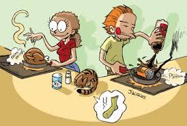 humour cuisine rencontre entre deux cultures proverbe 31