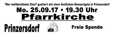 Bad Bergzabern Plz A 3385 Prinzersdorf Don Kosaken Chor Wanja Hlibka