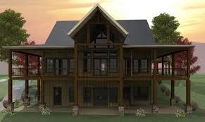 Lakeside House Plans Lake House Plans Walkout Basement 14 Photo Gallery House Plans