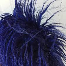 Inky Blue Poseidon Deep Inky Blue Faux Fur 2k17 U2013 Furaddiction U0026 Emma U0027s