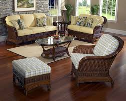 Rattan Living Room Furniture Boca Rattan Moroccan Rattan Living Room Collection
