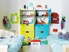 Ikea Kids Rooms by Shared Spaces And Growing Kids Means Storage Space Is A Must With