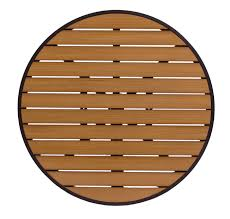 48 round teak table top commercial outdoor teak table tops