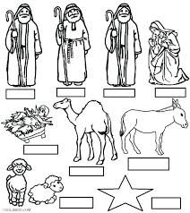 printable coloring pages nativity scenes nativity scene coloring pages printable free spremenisvet info