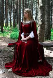 maroon dresses for wedding velvet dress costume elven dress wedding