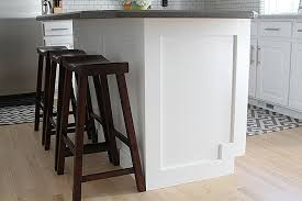 kitchen island molding adorable kitchen how to add moulding a kitchen island withheart of