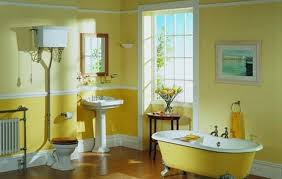25 modern bathroom ideas adding sunny yellow accents to yellow