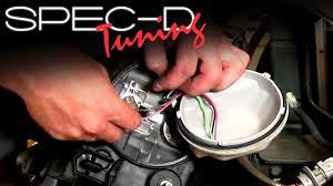 Led Light Bulbs For Headlights by Specdtuning Installation Video How To Replace Light Bulbs On Tm