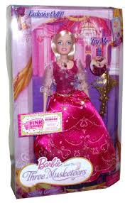 barbie musketeers 2009 dvd series 12 doll