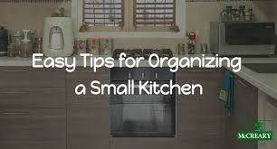 How To Organise A Small Kitchen - organizing a small kitchen png