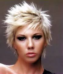 spick hair sytle for black women pictures short spiky blonde hairstyles black hairstle picture