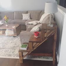 Pallet Furniture Side Table Decorative Pallet Furniture Ideas Pallet Tips