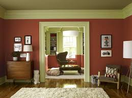 modern living room ideas 2013 simple feature wall painting in modern living room design ideas