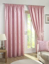 Soft Pink Curtains Ready Made Pink Curtains Www Elderbranch