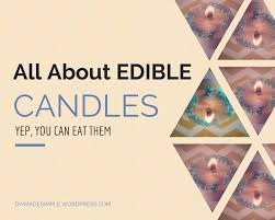 edible candle edible chocolate candles review diy made simple