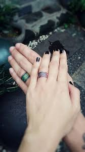 wedding rings line finger tattoo meaning left hand ring finger