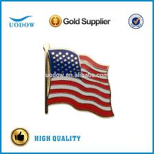 American Flag Price National Flag Pin Badge Wholesale Pin Badge Suppliers Alibaba