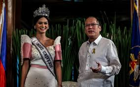 pia bureau in photos a look at pia wurtzbach s during ph
