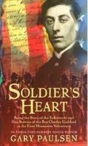 soldier u0027s heart discussion guide scholastic