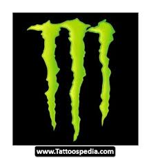 monster logo stencil images reverse search