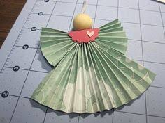 origami fan and craft