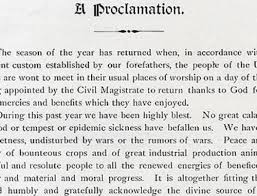 proclamation thanksgiving day 1791 massachusetts wallbuilders