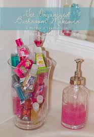 Bathroom Organizers Ideas by Best 10 Girls Bathroom Organization Ideas On Pinterest Kids