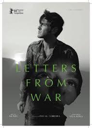 cartas da guerra letters from war lux prize