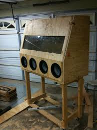 sandblaster cabinet for sale how to build a homemade sandblasting cabinet smecca com
