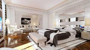 chambre en 3d création perspective 3d chambre appartement luxe haussmann