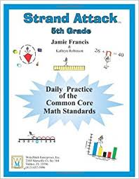 5th grade common core math daily math practice worksheets