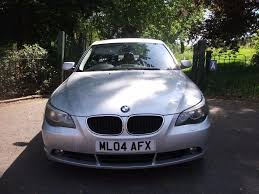 used bmw 5 series 2004 for sale motors co uk