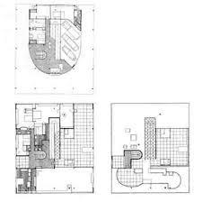Villa Savoye Floor Plan La Villa Savoye Analysis Essay Essay For You