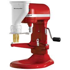 kitchenaid gourmet pasta press stand mixer attachment mixer
