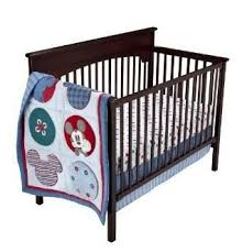 Mickey Mouse Baby Bedding Disney Mickey Mouse And Friends Crib Bedding Collection Baby