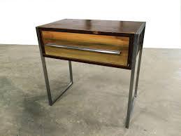 Metal Nightstands With Drawers Custom Nightstands Handmade Bedside Tables Custommade Com