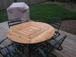 replace broken glass table top new cedar tabletop here s a cedar table top i made for kel flickr