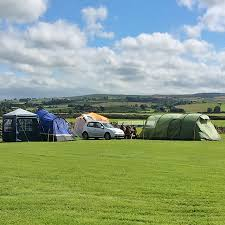 Camping in the Yorkshire Dales National Park Orcaber Farm Camping  amp  Caravan Site  Austwick