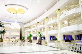 Luxury Lobby Design - modern luxury lobby interior in hotel stock image image 10341581