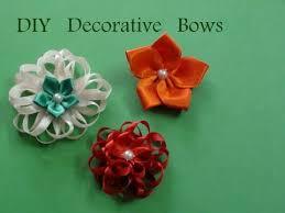 decorative bows do it yourself decorative bows