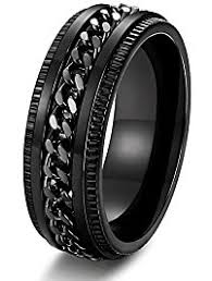 cool mens rings cool men rings fibo steel stainless hair styles
