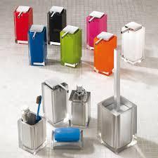 Bright Designer Freestanding Bathroom Accessories Collection BRIGHT - Bathroom accessories designer