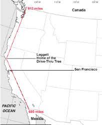 Chandelier Tree California Chandelier Drive Thru Tree Located In Leggett California