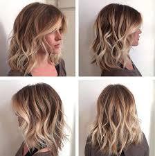 31 lob haircut ideas for 31 gorgeous long bob hairstyles curly lob balayage highlights