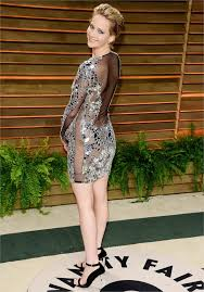 Jennifer Lawrence Vanity Lawrence Goes Without Underwear At Vanity Fair Oscar Party