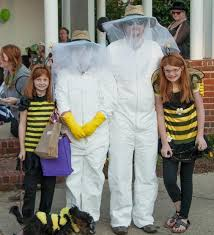 Baby Bee Halloween Costume 33 Family Halloween Costumes Absolutely Fantastic