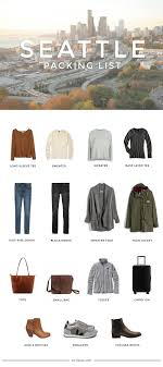 Washington travel jackets images What to pack for seattle jpg