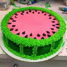 Watermelon Cake Decorating Ideas 178 Best Cake Lady Images On Pinterest Cakes Dairy Queen And