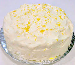 celebration lemon cake lovefoodies